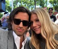 Gwyneth Paltrow și Brad Falchuk, foto Instagram