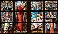 Buna Vestire, sărbătoare cu CRUCE ROȘIE. Când este prăznuită una dintre cele mai mari sărbători ale creștinătății, foto Pixabay/ autor: S. Hermann & F. Richter