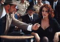 Monica Bellucci, captură video Youtube, trailer Malena