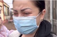Gabriela Cristea, în lacrimi. Captură foto Youtube/victorienii