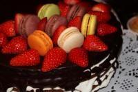 Tort de fructe, sursa pixabay/ autor armennano