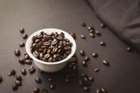 Boabe de cafea, foto Unsplash/ autor:Mae Mu