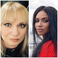 Cristina Cioran și Laurette, sursa instagram