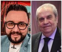 Cătălin Măruță și Aurel Pădureanu, sursa instagram