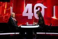 """Sorin Oprescu, la """"40 de întrebări cu Denise Rifai"""", foto Kanal D"""