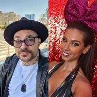 Cristi Mitrea, Iuliana Luciu, colaj, sursa foto Instagram