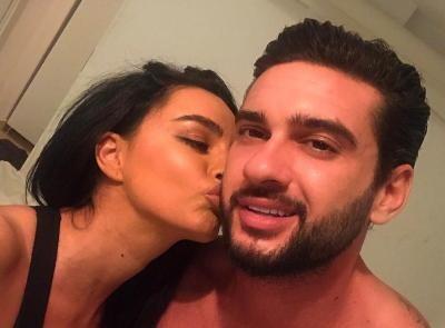 Dorian Popa și Claudia Iosif, sursa foto Instagram