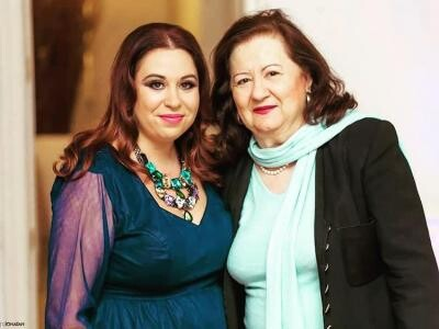 Oana Roman și Mioara Roman, sursa instagram