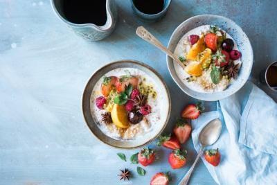 5 rețete de mic dejun de POST. foto Unsplash/autor Brooke Lark