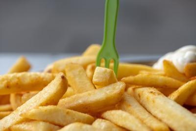 Cartofi Prăjiți. Foto Unsplash/ Autor Gilly