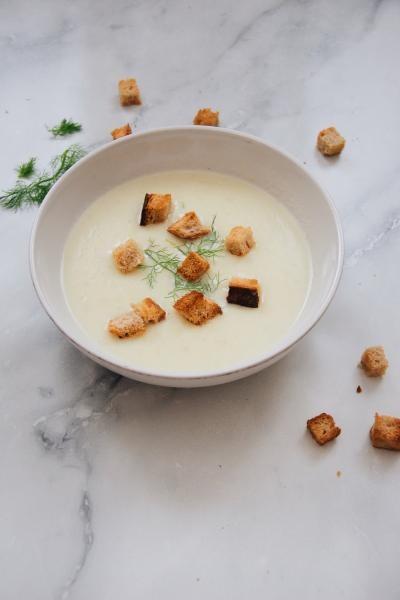 Supă cremă de cartofi dulci, sursa pixabay/ autor Julia Kicova