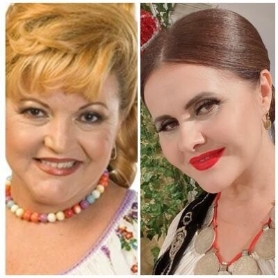 Maria Cârneci și Niculina Stoican, sursa instagram