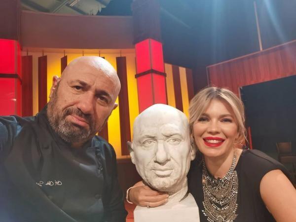 Cătălin Scărlătescu și Gina Pistol, sura foto Instagram