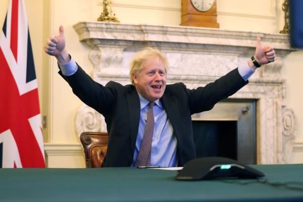 Boris Johnson, sursa foto Facebook