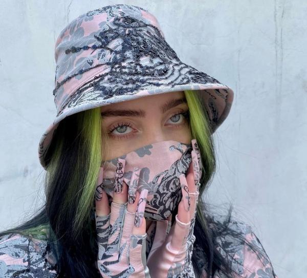 Billie Eilish, sursa foto Instagram
