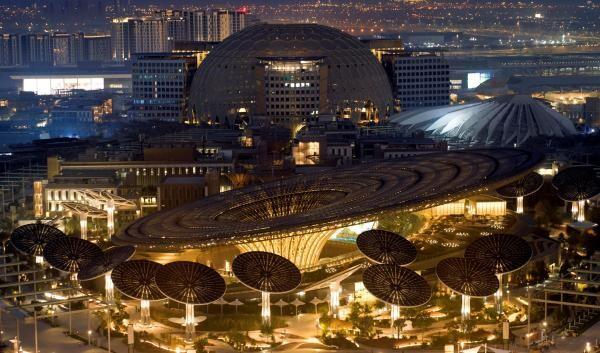 Dubai Expo 2020. Foto Biroul de Turism al Dubaiului