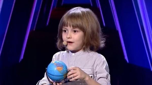 Patrick Ciocan, captura foto Youtube, sursa Românii Au Talent