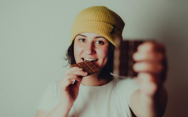 Ciocolata, foto Unsplash/ autor: Tamas Pap