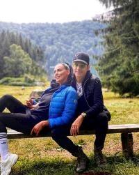 Lavinia Pîrva și Ștefan Bănică Jr, sursa instagram