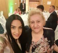 Rebeca Onoriu și Gabi Luncă, sursa foto Facebook