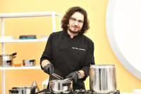 Chef Florin Dumitrescu, foto Instagram