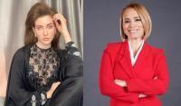 Iulia Albu, Andreea Esca, colaj foto Instagram.