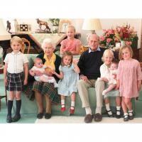 Regina Elisabeta a II-a și Prințul Philip, sursa foto Instagram