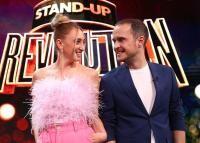 Ilona Brezoianu și Serban Copoț, foto Antena 1