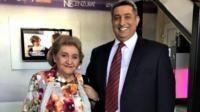 Emanuel Onoriu și Gabi Luncă, foto Facebook