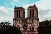 Catedrala Notre-Dame, foto Unsplash/ autor Marcel Strauß