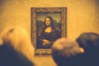 Pictura Mona Lisa, de Leonardo Da Vinci, foto Pixabay.