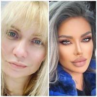 Cristina Cioran și Bianca Drăgușanu, sursa instagram