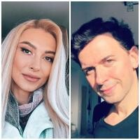 Andreea Bălan și Keo, sursa instagram