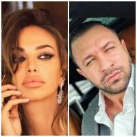Mădălina Ghenea și Alex Bodi / colaj foto/ sursa instagram