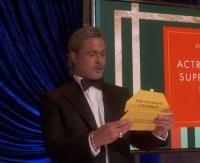 Brad Pitt, foto ABC YOUTUBE