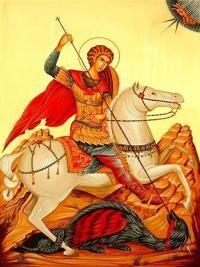 Sfântul Gheorghe, sursa crestinortodox.ro