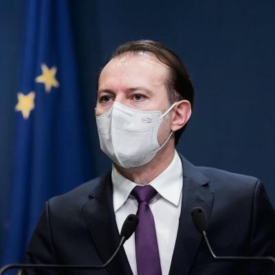 Florin Cîțu, premierul României. Foto Facebook