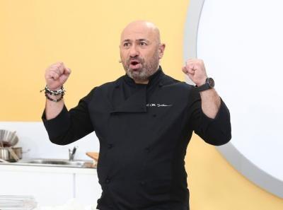 Chef Cătălin Scărlătescu, foto Instagram