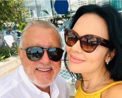 Ilie Năstase și Ioana Simion, sursa foto Facebook