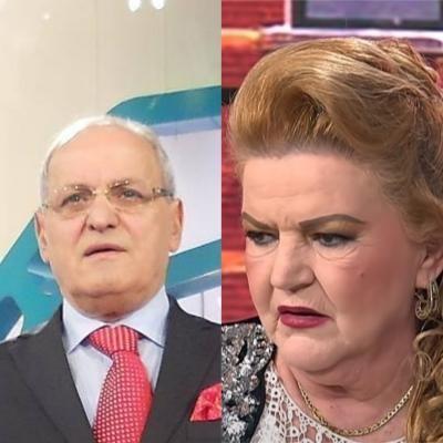 Nelu Ploieșteanu, Maria Cârneci, colaj, captura foto Youtube