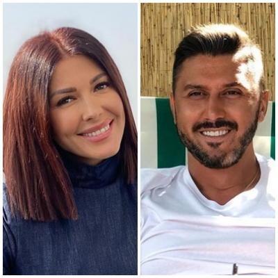 Ilinca Vandici și Ciprian Marica, colaj foto/ sursa instagram
