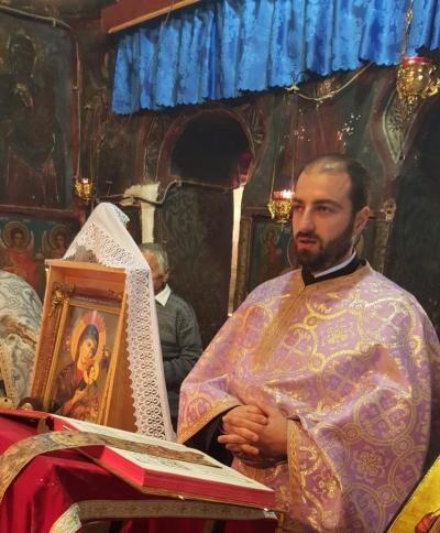 Preotul Andrei Zamfiroiu
