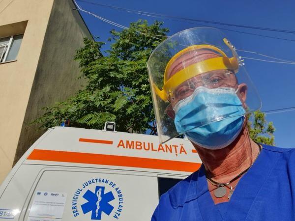 Dr Tudor Ciuhodaru, foto Facebook