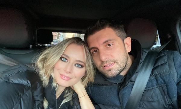 Laura Cosoi și Cosmin, sursa foto Instagram