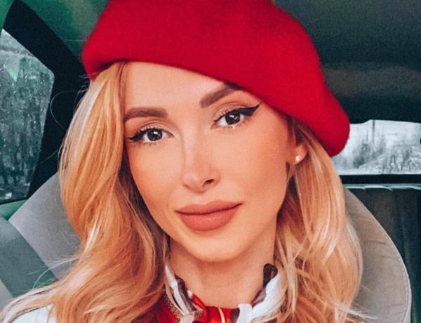 Andreea Bălan, sursa foto Instagram