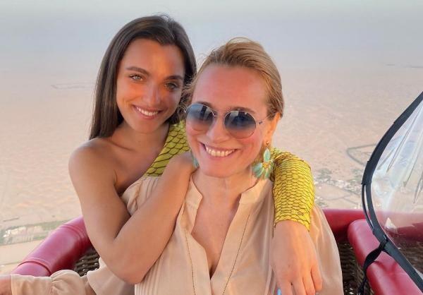 Andreea Esca și Alexia Eram. Foto Instagram