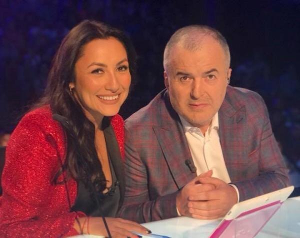Andra și Florin Călinescu, sursa facebook