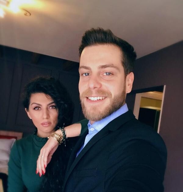 Doinița Oancea și Adrian Călin, sursa foto Instagram