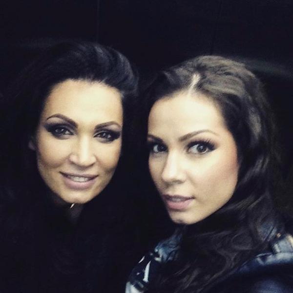 Nicoleta și Iuliana Luciu, sursa instagram