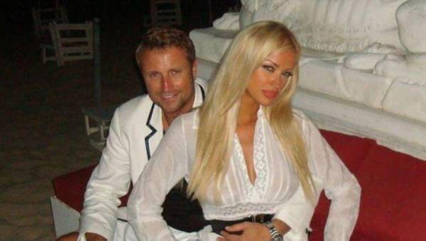 Bianca Drăgușanu și Cătălin Boteazatu, foto Facebook
